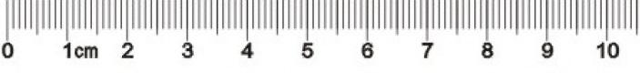 Thước đo centimet