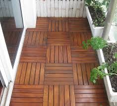 Bảo vệ sàn gỗ ngoài trời luôn sạch đẹp bền lâu