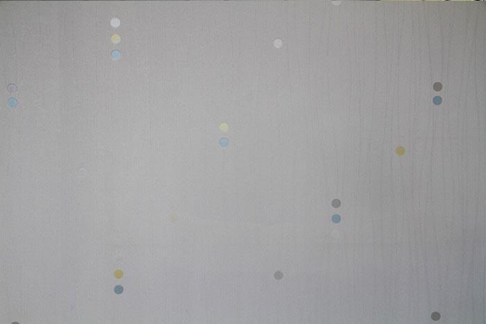 Dán giấy dán tường theo phong cách nhẹ nhàng