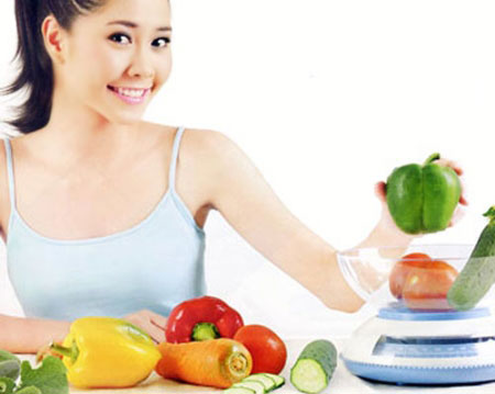 Giảm từ 7kg trong vòng hai tuần nhờ ăn kiêng kiểu Nhật