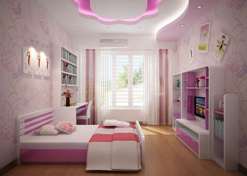 Mách bạn cách trang trí phòng ngủ hợp phong thủy