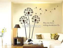 Mẫu giấy dán tường hình hoa giúp phòng ngủ thêm quyến rũ