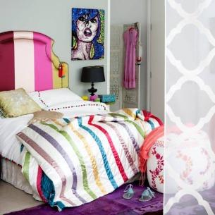 Phối hợp màu sắc hoàn hảo cho phòng ngủ