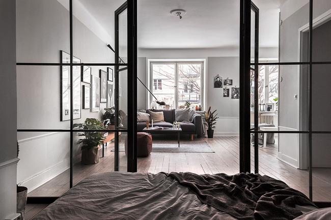 Thiết kế phòng ngủ giúp không gian thêm thông thoáng