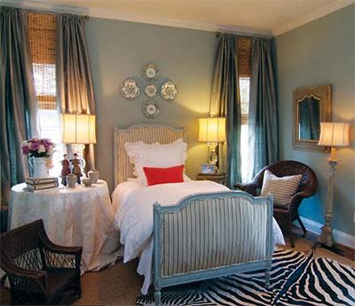 Trang trí phòng ngủ dành cho khách miễn chê