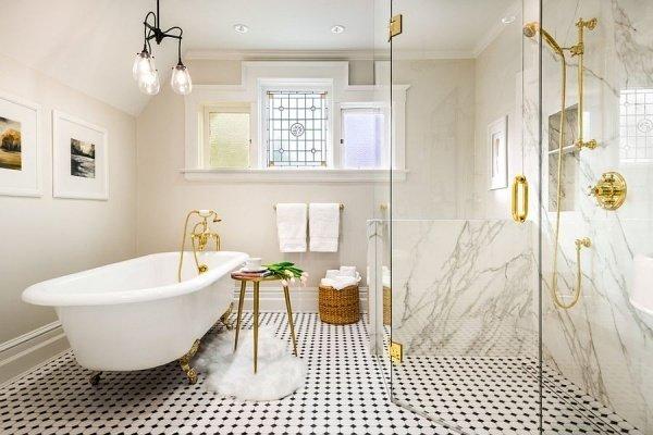 Xu hướng thiết kế phòng tắm cho mùa Hè 2018
