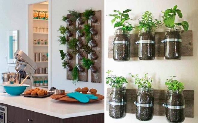 Ý tưởng trồng cây xanh từ đồ vật cũ để trang trí nhà cực đẹp