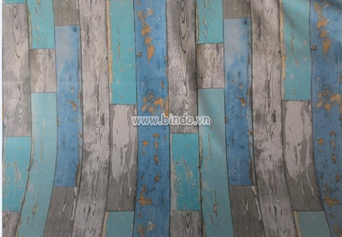 Vách gỗ cũ