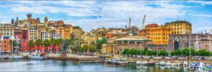Tranh cảnh Cảng Genoa