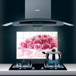 Decal dán tường Dán bếp Hoa hồng 6(60x90)