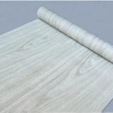Giấy decal cuộn vân gỗ trắng