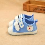 Giày tập đi cho bé xanh lơ