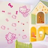 Decal dán tường Kitty 10