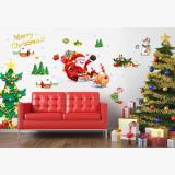 Decal dán tường Noel 6