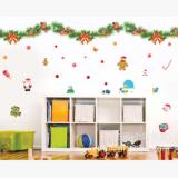 Decal dán tường Noel 7