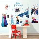 Decal dán tường Nữ hoàng tuyết