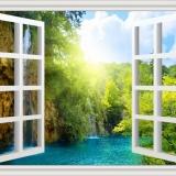 Tranh cửa sổ 1840