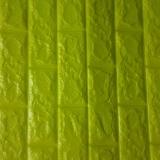 Decal dán tường Xốp dán tường màu Chuối Non (8mm)