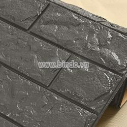 Xốp dán tường màu đen xám (KNZ)