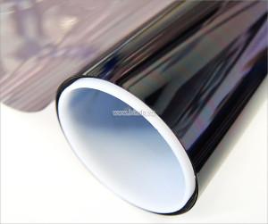 Decal dán tường Decal dán kính chống nắng xanh đen