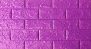 Xốp dán tường màu Tím Đậm (8mm)