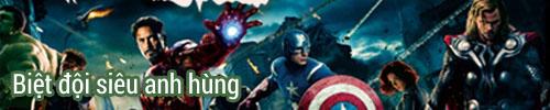 Biệt đội siêu anh hùng