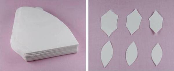 Hướng dẫn cách làm hoa giấy đơn giản trang trí nhà 1