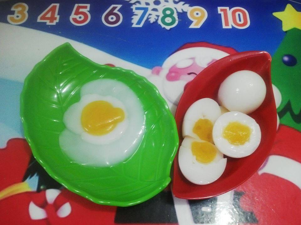 Quy trình sản xuất trứng 4