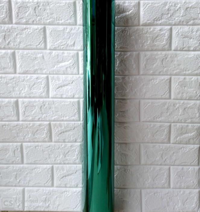 Decal dán tường Decal dán kính chống nắng xanh lá