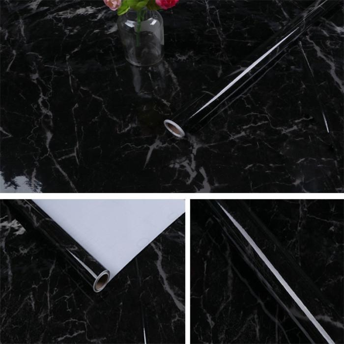 Decal dán tường Dán bếp đá hoa cương 4