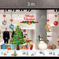 Decal dán tường Trang trí Noel Combo Số 18