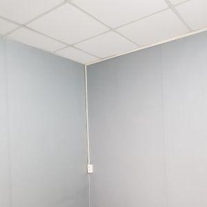 Decal dán tường Decal cuộn xám  ghi