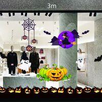 Decal dán tường Decal trang trí Halloween số 26