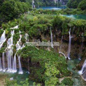 Thác nước ở Plitvice