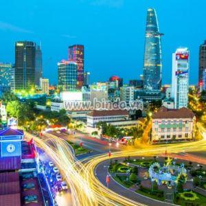 Tranh Ho Chi Minh, Vietnam