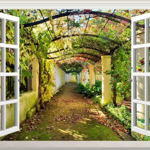 Tranh cửa sổ trang trại Nam Phi