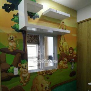 Tranh vườn thú 1