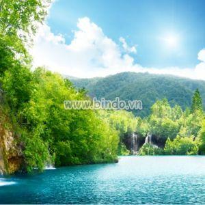 Tranh thác trong rừng sâu của Croatia