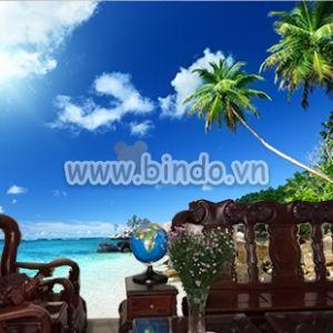 Tranh biển nhiệt đới Việt Nam