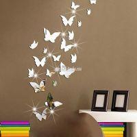 Gương trang trí bươm bướm 2
