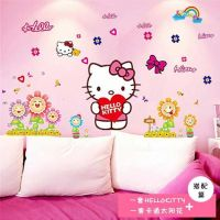 Decal dán tường Hello Kitty 19