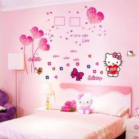 Decal dán tường Hello Kitty 21