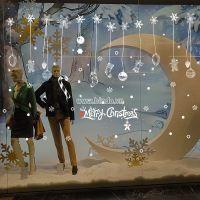 Decal dán tường Merry Christmas 7