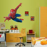 Decal dán tường Người nhện 4 - Spider man 4