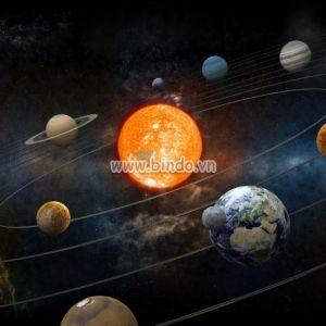Vũ trụ (hệ mặt trời đỏ)