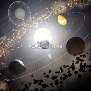 Vũ trụ (hệ mặt trời trắng)