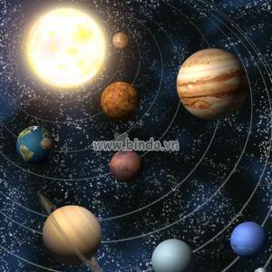 Vũ trụ (hệ mặt trời vàng)