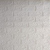 Decal dán tường Xốp dán tường màu trắng (4mm)