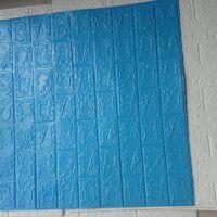 xốp dán tường xanh dương 4mm