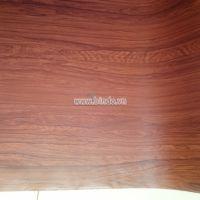 Decal dán tường Giấy decal cuộn vân gỗ tự nhiên 2